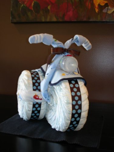 Baby Boy Gifts Pinterest : Dare to dream diaper cakes